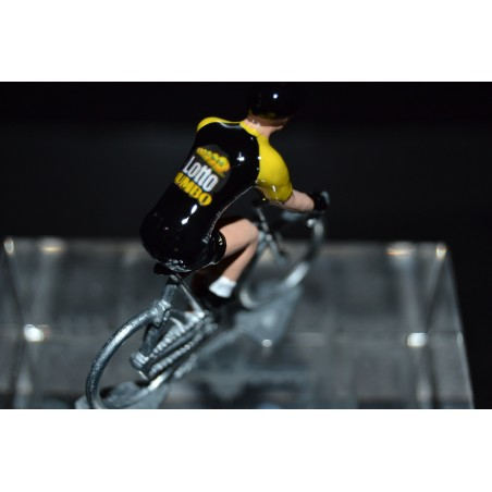 "Lotto NL Jumbo ""black"" Tour de France 2017 - cyclist figurine cycling"