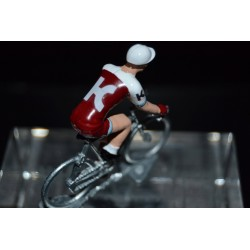 "Katusha ""special Tour de France"" - die cast cyclist figurine"