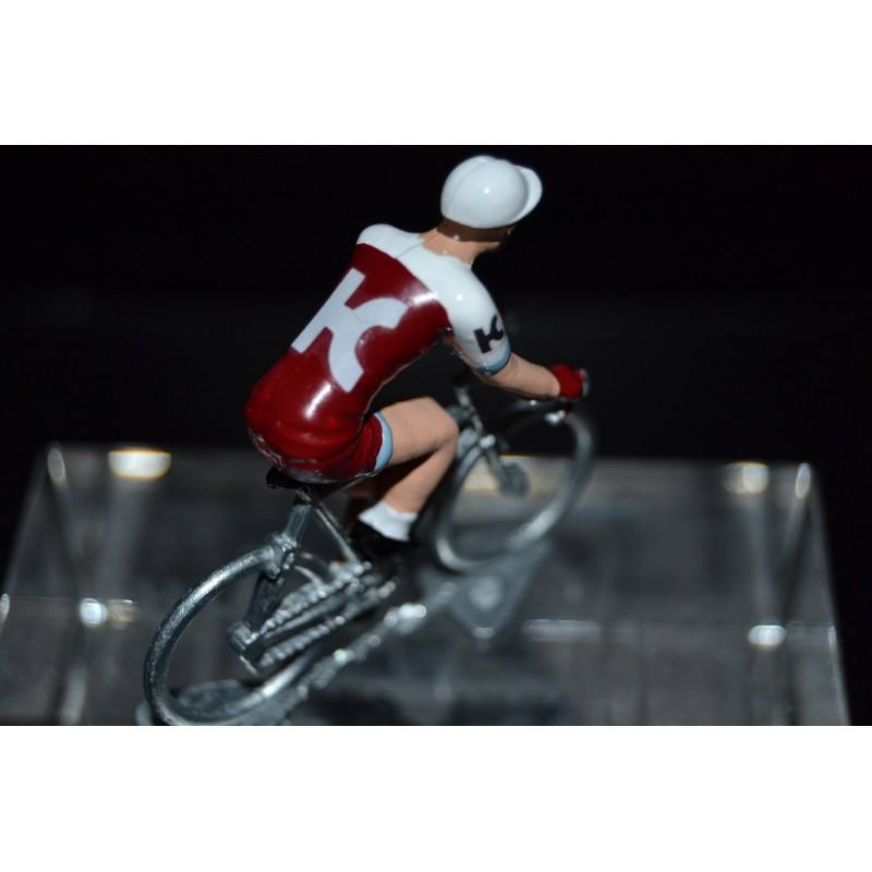 Katusha spécial Tour de France - miniature cycliste