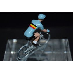 Belgium National Team - die cats cycling figurine