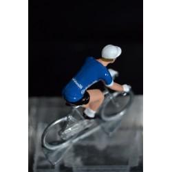 Maillot bleu Giro 2018