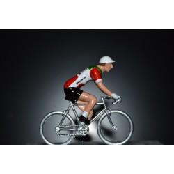 7 Eleven - cyclist figurine