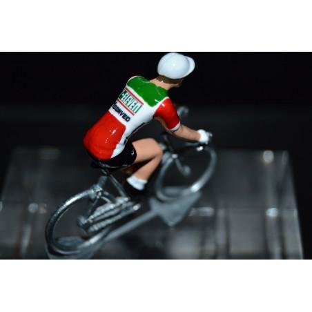 7 Eleven - petit cycliste figurine cycliste