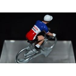 Warren Barguil Champion de France 2019 - petit cycliste