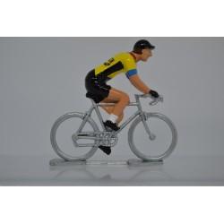 Bahrain 2020 Seasonfigurine petit cycliste