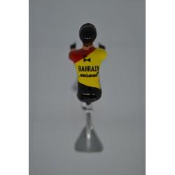 Bahrain Saison 2020 figurine petit cycliste
