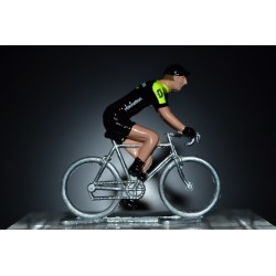2020 FIGURINE CYCLISTE CYCLIST FIGURE MITCHELTON SCOTT