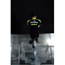 Mitchelton Scott 2020 Season figurine petit cycliste