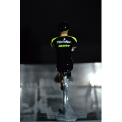 Mitchelton Scott Saison 2020 figurine petit cycliste