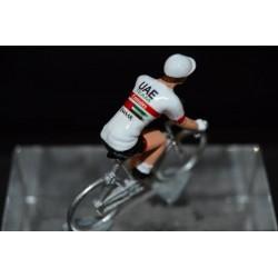 UAE Emirates Saison 2020 figurine petit cycliste