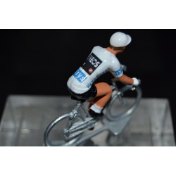 "Egan Bernal ""maillot blanc 2019"" Ineos figurine petit cycliste"
