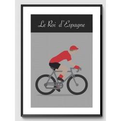Poster Champion Espagne