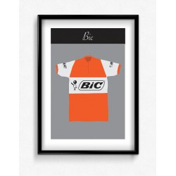 Poster Maillot Collector Bic