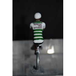Sporting Lejeune Sottomayor 1975 figurine petit cycliste