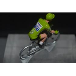 Bennett maillot vert Tour...