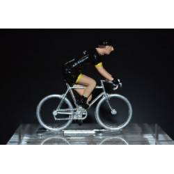 Direct Energie - petit cycliste en metal