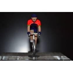 Lampre Merida - die cast cyclist figure