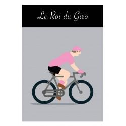 Poster Champion Giro