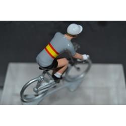 Spain vintage cycling figurine