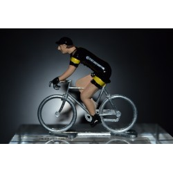 Sky special yellow edition 2015 - hand painted die cast cyclist figurine