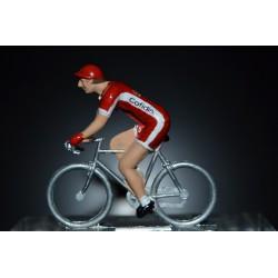 Cofidis 2017 - Metal cycling figure
