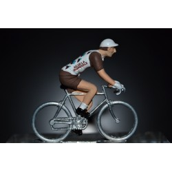 AG2R 2017 - Metal cycling figure