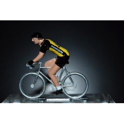 Lotto NL Jumbo 2017 - Metal cycling figure