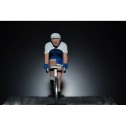 Quick Step Floors 2017 - Metal cycling figure