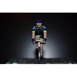Wanty Groupe Gobert 2017 - Metal cycling figure