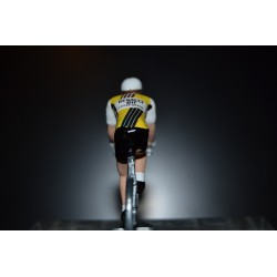 Renault  - Petit cycliste en metal