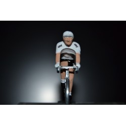 "Sky ""white"" Tour de France 2017 - cyclist figurine cycling"