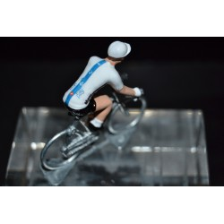 Sky Blanc Tour de France 2017 - petit cycliste en acier