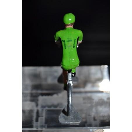 Bardiani CSF - cyclistes miniature en métal