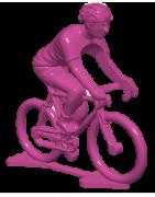 Cycling figurine to play